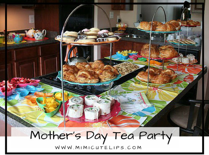 Mother's Day Tea Party 2011