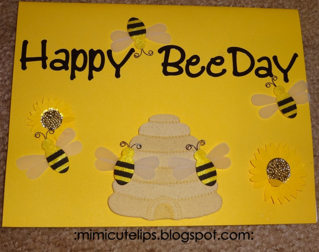 bee Day Party 2
