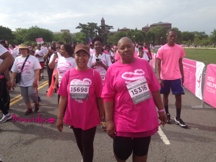race for the cure dc