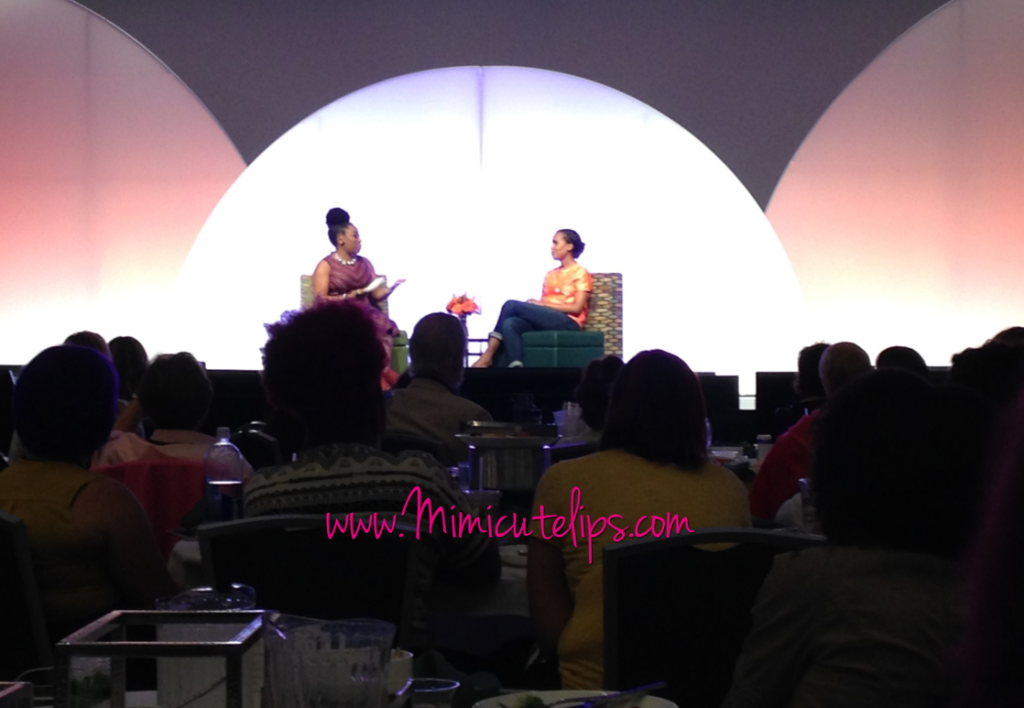 BlogHer Lips16