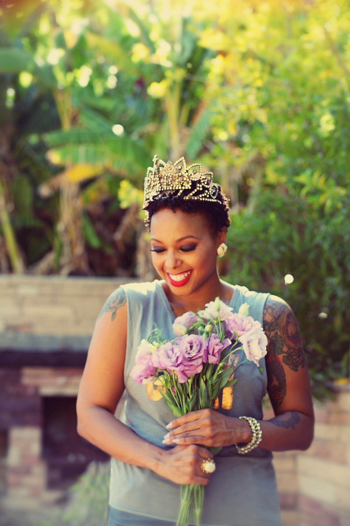 Chrisette Michele Rich Hipster