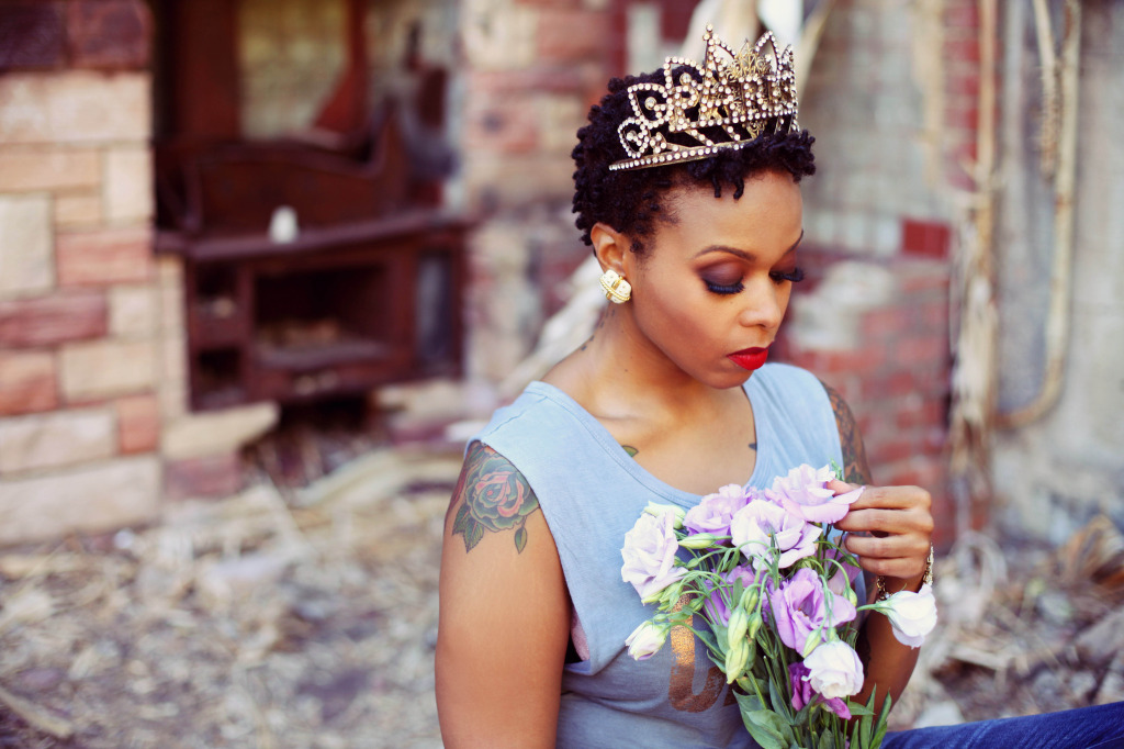 Chrisette Michele Rich Hipster 2