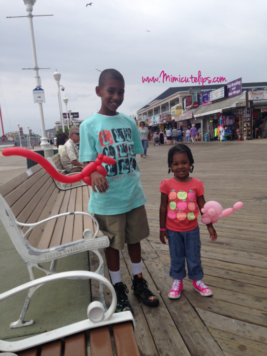 family fun at ocean city maryland