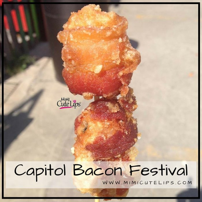 Washington DC Capitol Bacon Festival