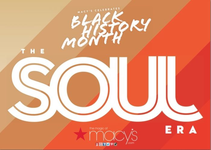 Macy's Black History Month Event