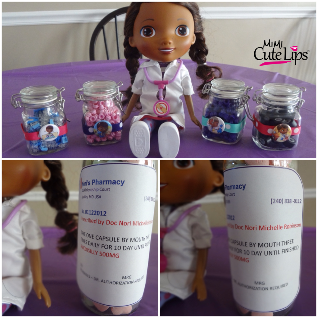 why you should let your child plan their party10 Doc McStuffins Party