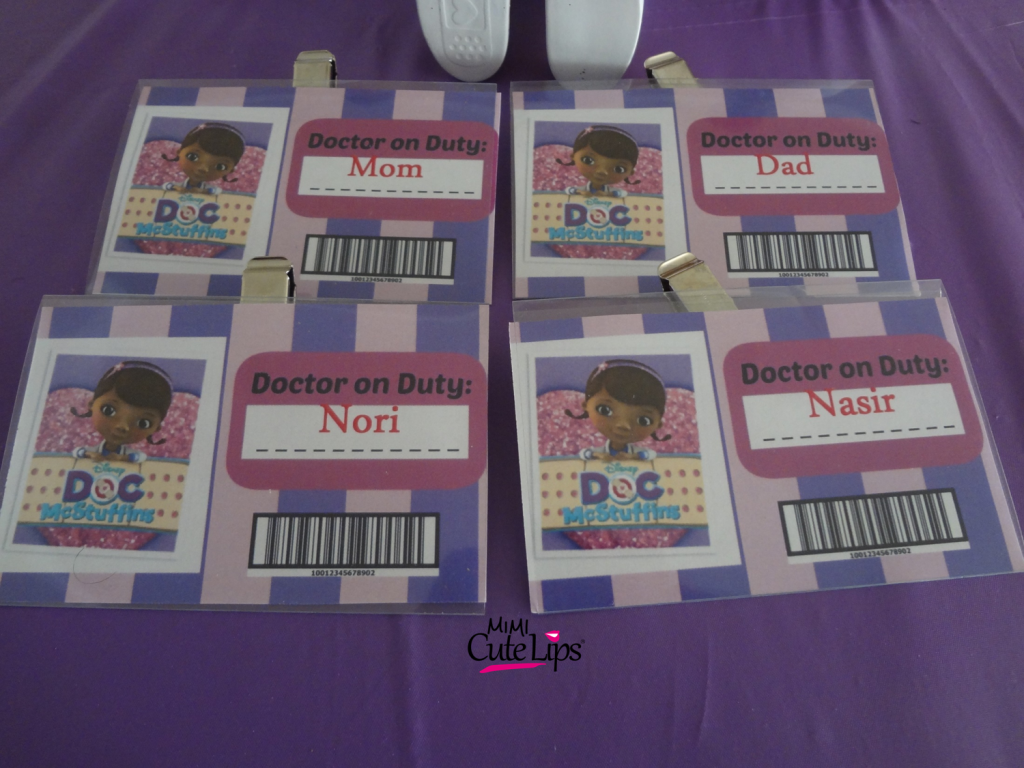 why you should let your child plan their party9 Doc McStuffins Party