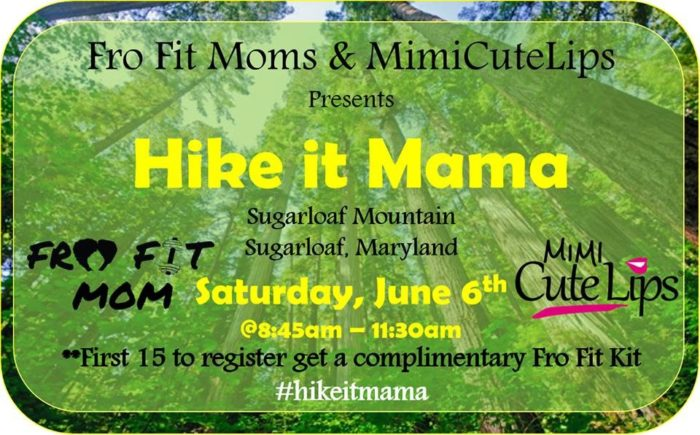 Hike It Mama Event