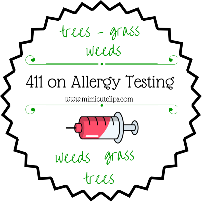 411 on Allergy Testing