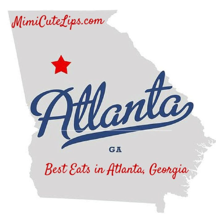 best places to eat in atlanta