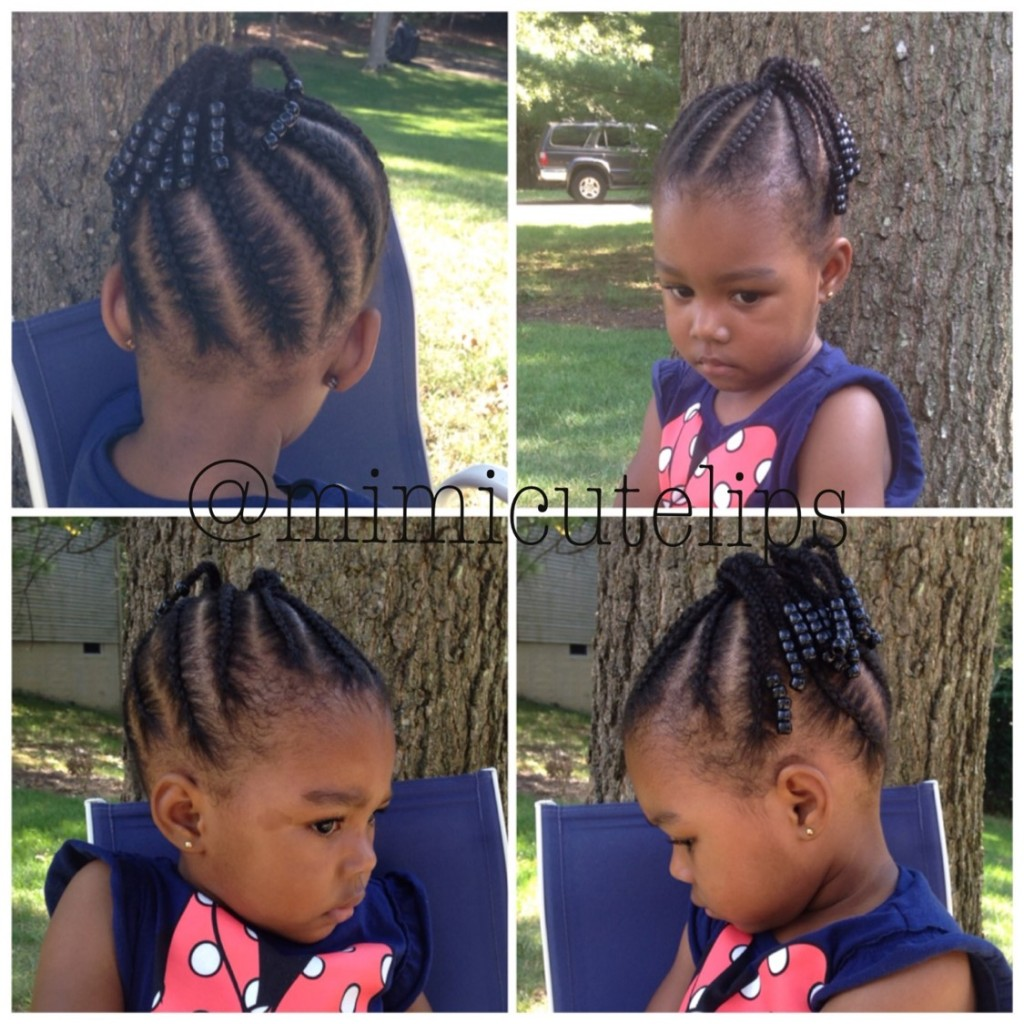 cornrow up do on natural hair