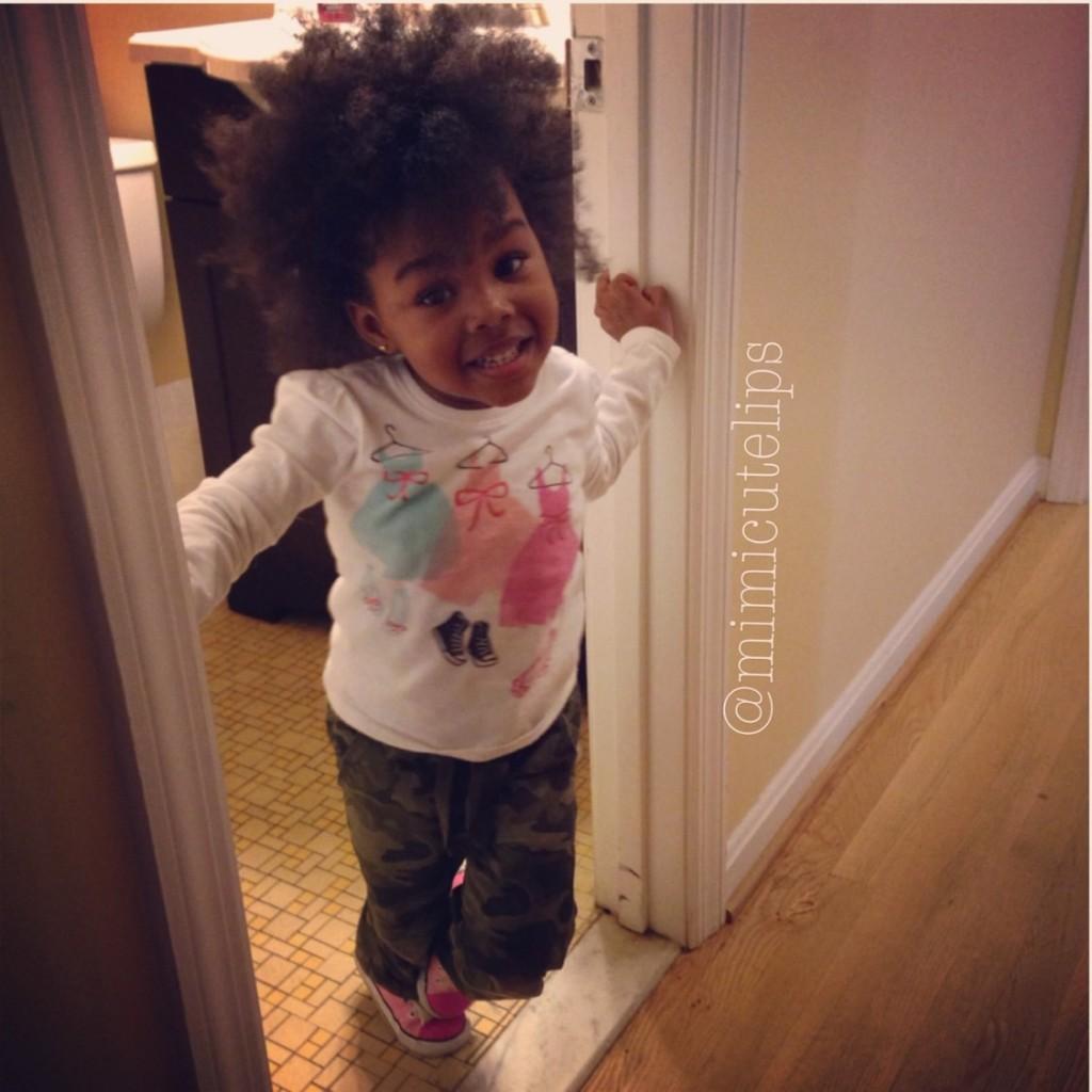 Sensational Natural Hairstyles For Kids Mimicutelips Short Hairstyles For Black Women Fulllsitofus