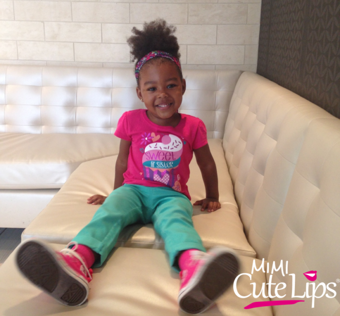 Natural Hairstyles for Kids Puff 3