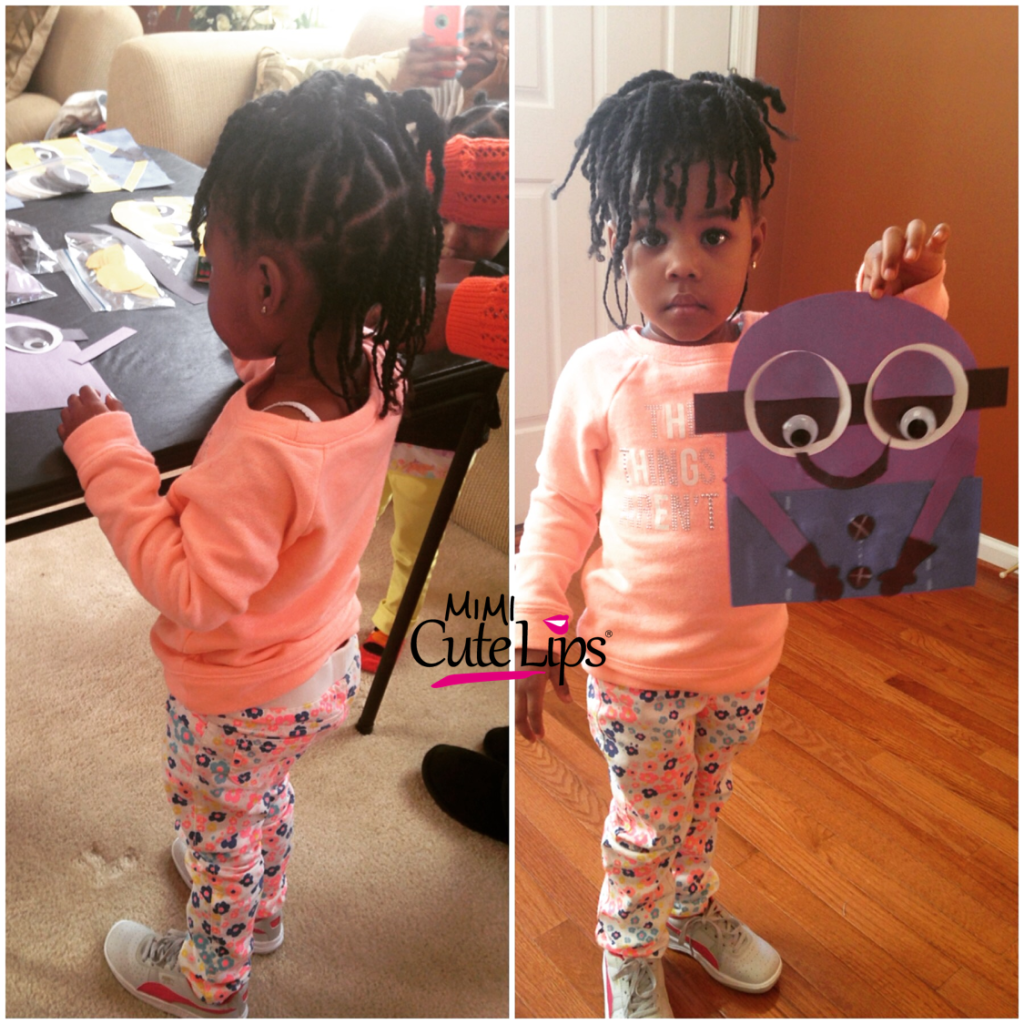 Natural Hairstyles for Kids Twist 3