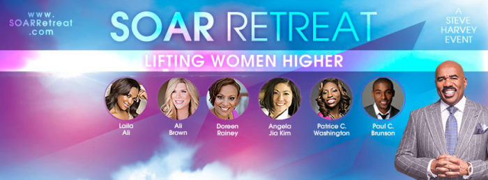 Steve Harvey SOAR Retreat