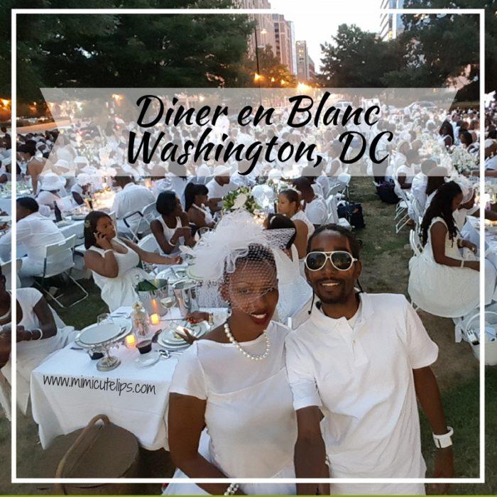 DEB Diner en Blanc