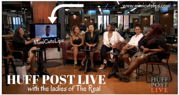THE REAL HUFF POST LIVE