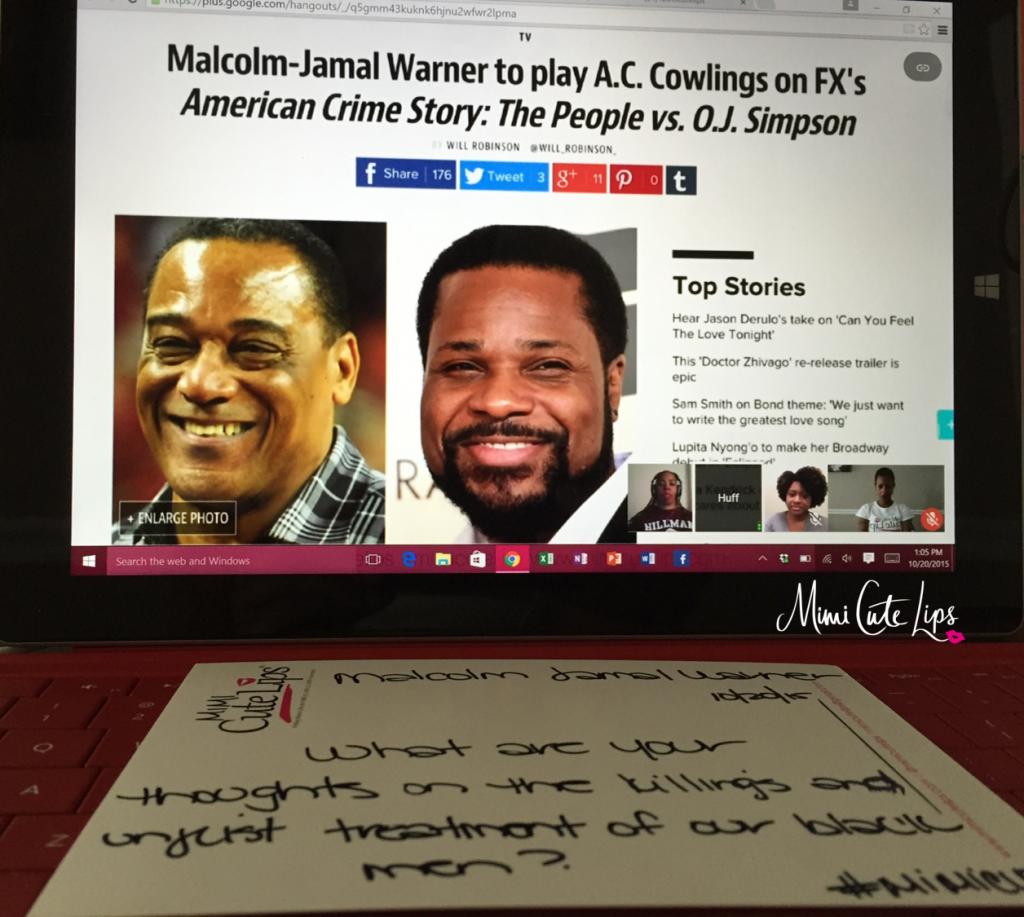 Malcolm-Jamal Warner 5