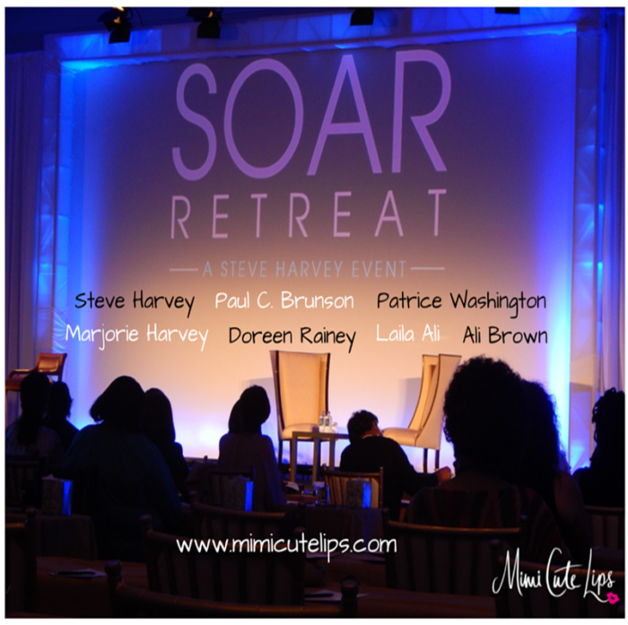 SOAR Retreat Cover Image
