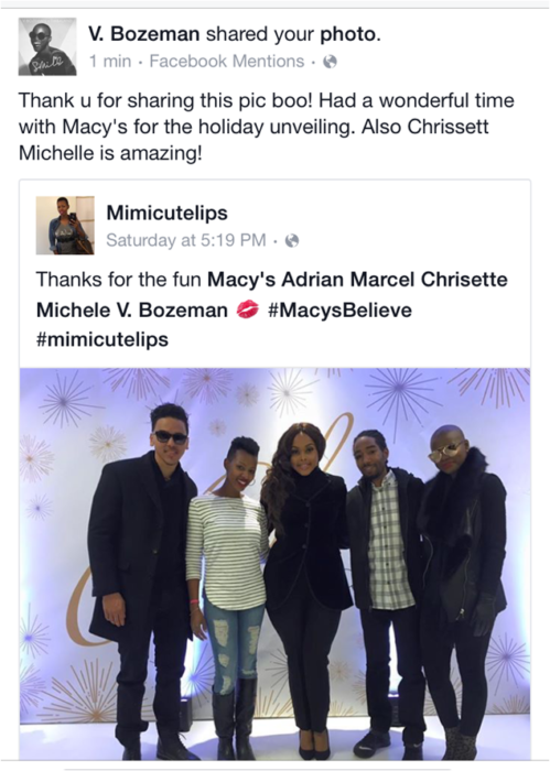 Macy's Holiday Event 19