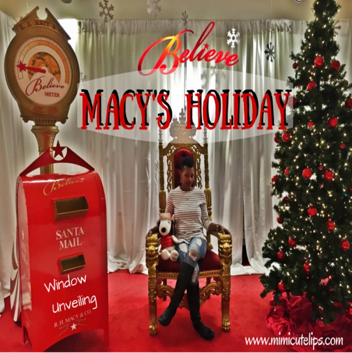 Macy's Holiday Event