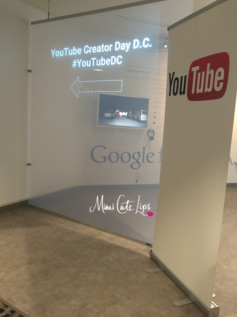 YouTube Creator Day 1