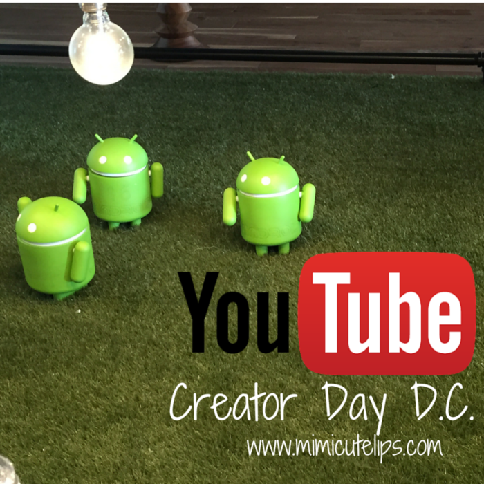 YouTube Creator Day DC