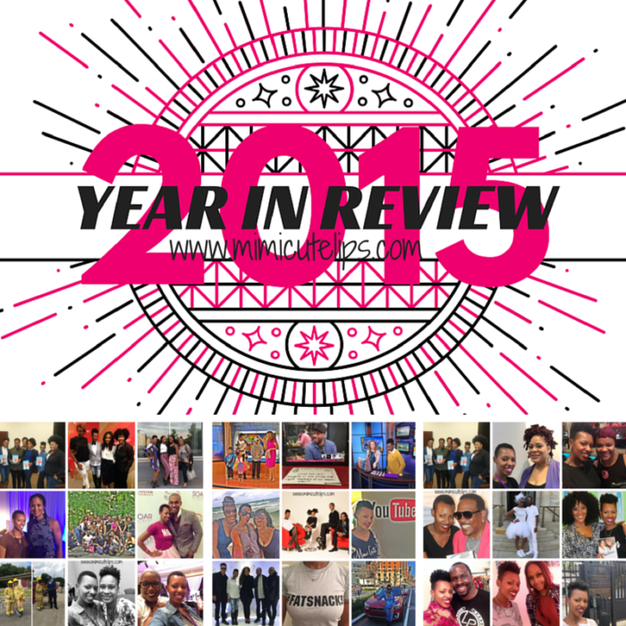 MimiCuteLips 2015 Year in Review