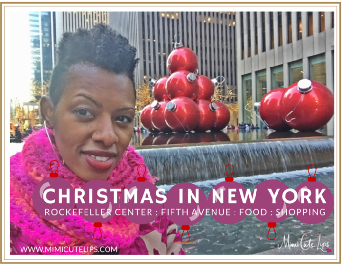 CHRISTMAS IN NEW YORK COVER