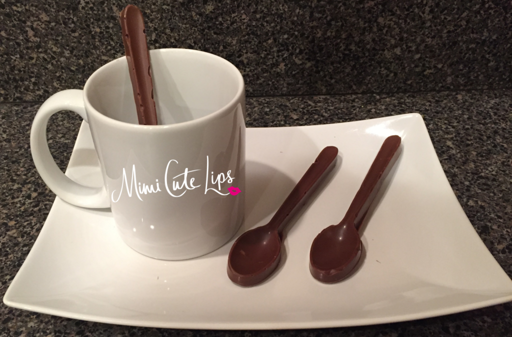 Chocolate Spoons 8