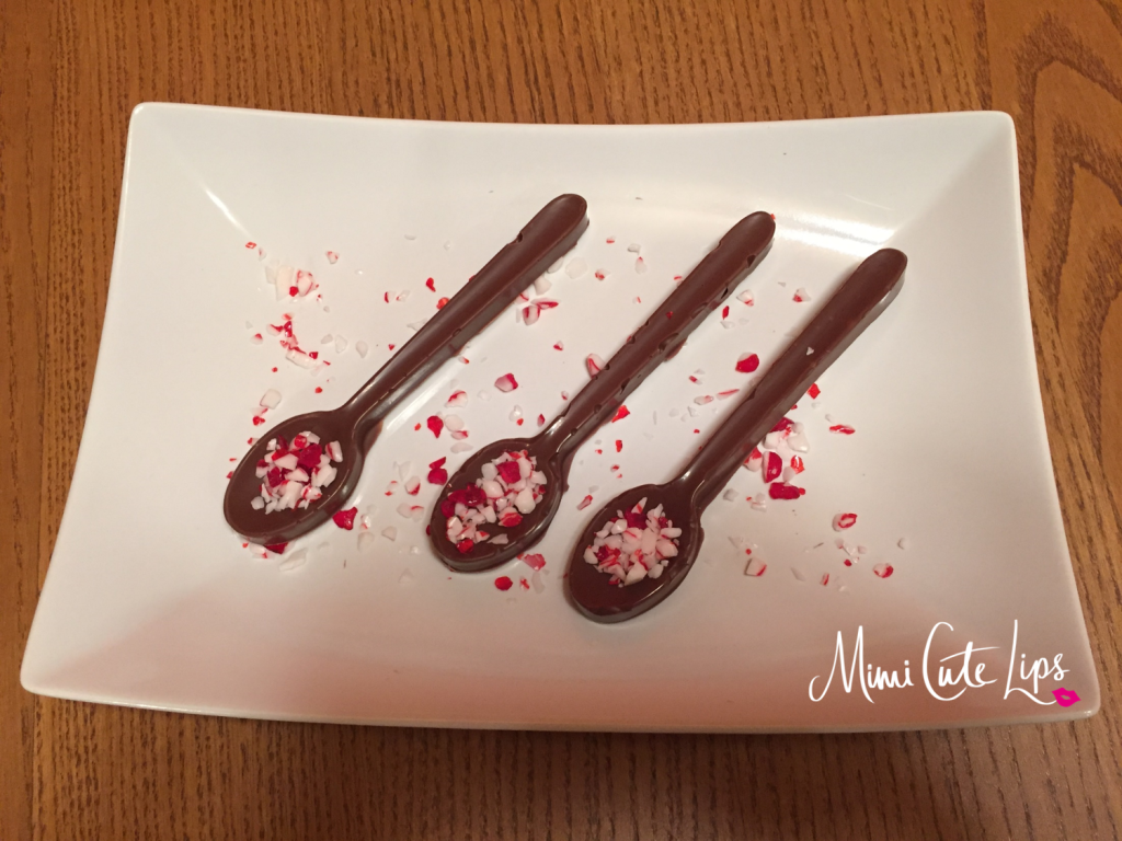Chocolate Spoons 9