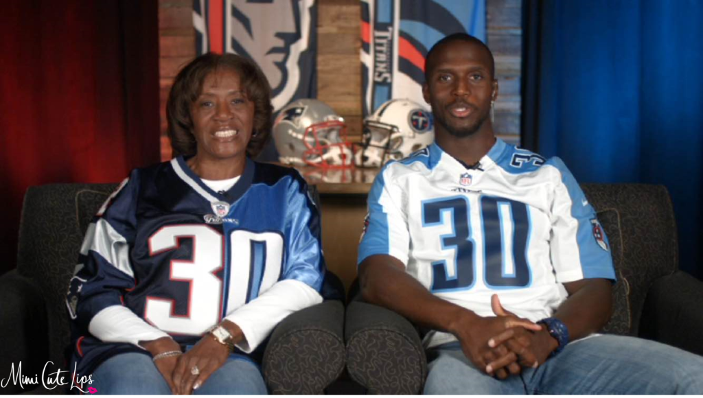 new arrival 3a3a0 7d2a9 Tennessee Titan Jason McCourty - MimiCuteLips