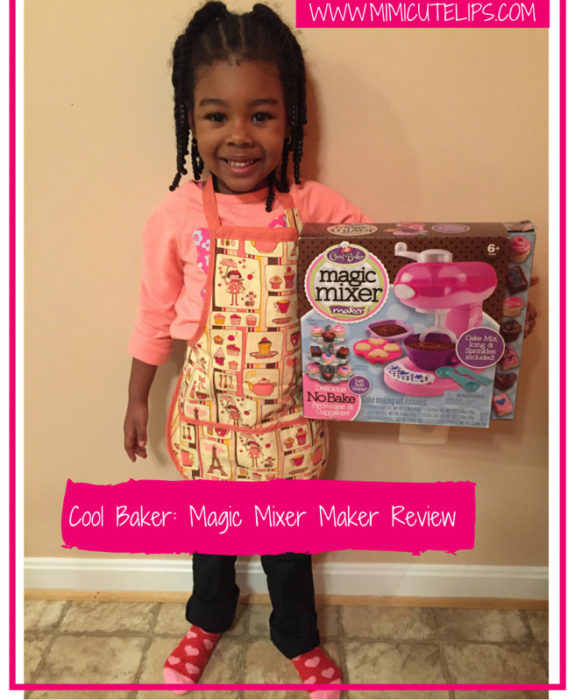 Cool Baker- Magic Mixer Maker Review_