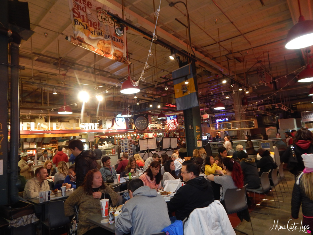 best places to go in philly Reading terminal market