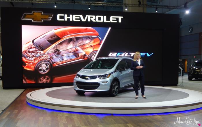 Washington Auto Show Media Day Chevrolet Amp Shebuyscars