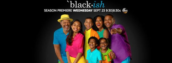 blackish abc Blizzard 2016