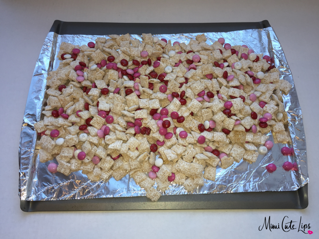 DIY Sugar Cookie Chex mix 5