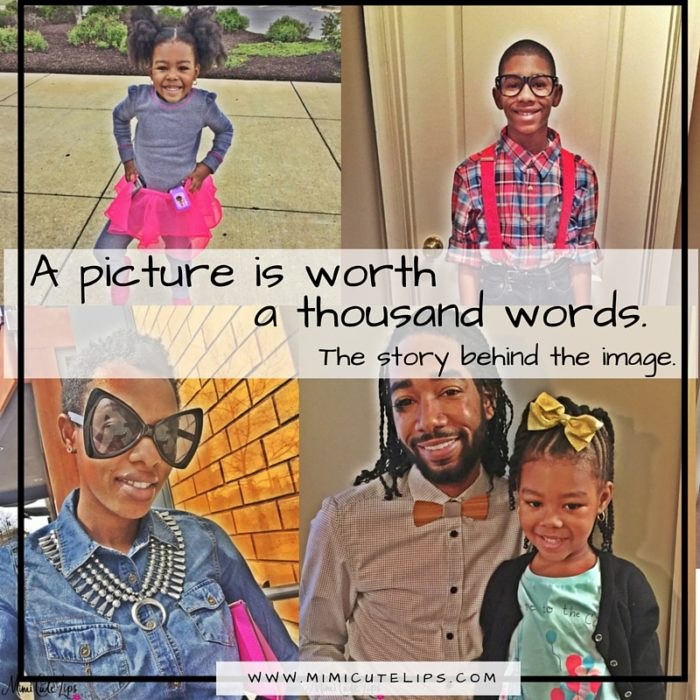 A picture is worth a thousand words. Lifestyle Blogger MimiCuteLips is sharing the story behind the image.