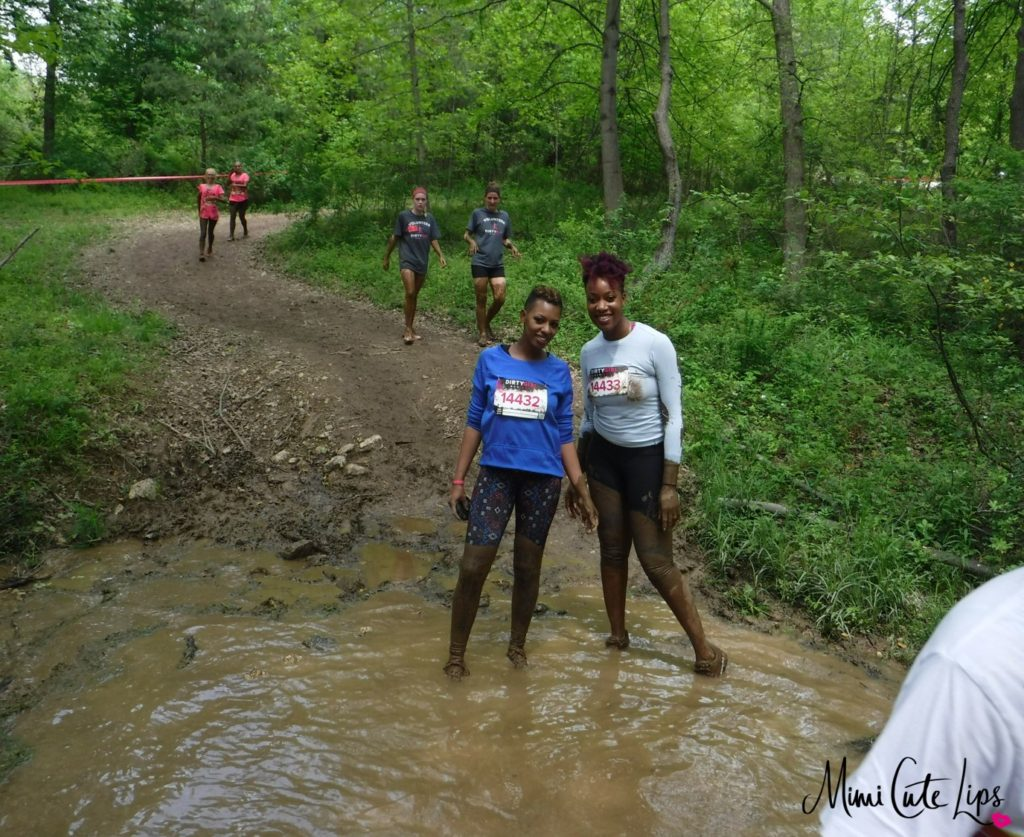 Dirty Girl Mud Run Baltimore Recap 7
