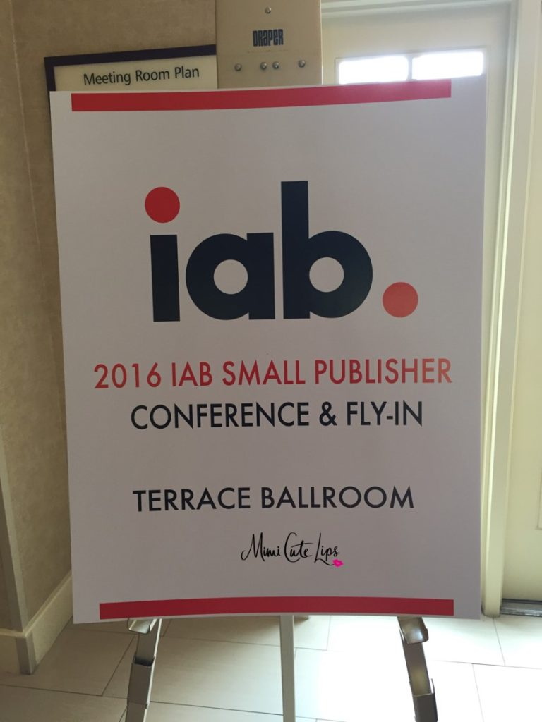 IAB Small Publisher Conference 1