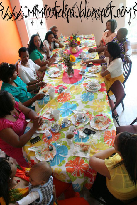 Mother's Day Tea Party 14