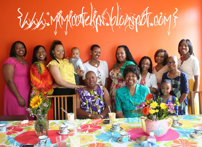 Mother's Day Tea Party 15