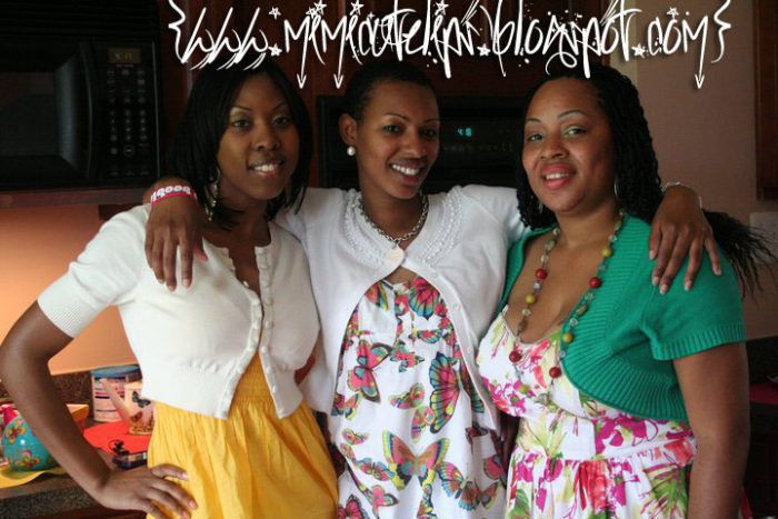 Mother's Day Tea Party 16