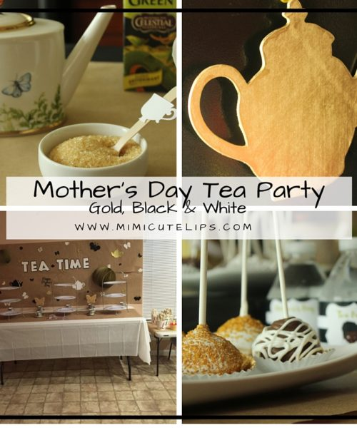 Mother's Day Tea Party 2016