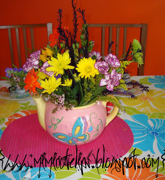 Mother's Day Tea Party 4