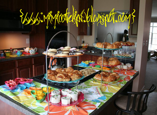 Mother's Day Tea Party 8