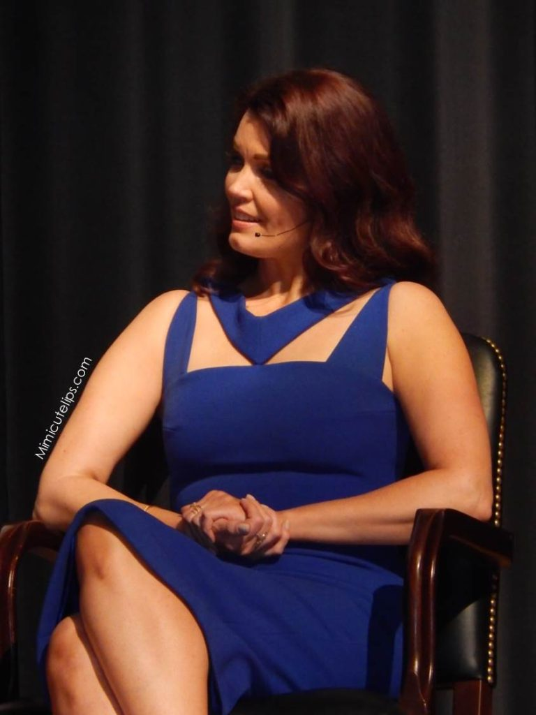 ShondaLand Scandal at Smithsonian TGIT 6 The Cast of Scandal Bellamy Young