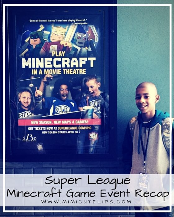 Super League- Minecraft Game Event Recap