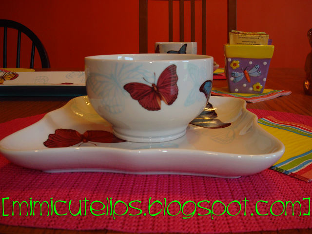 Butterfly Tea Party
