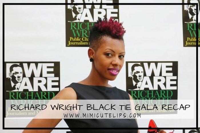 RICHARD WRIGHT BLACK TIE GALA RECAP